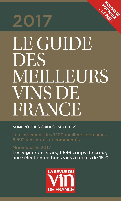 Guide des meilleurs vins de France 2017